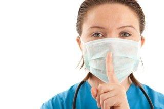 Doctors Don't Speak Up