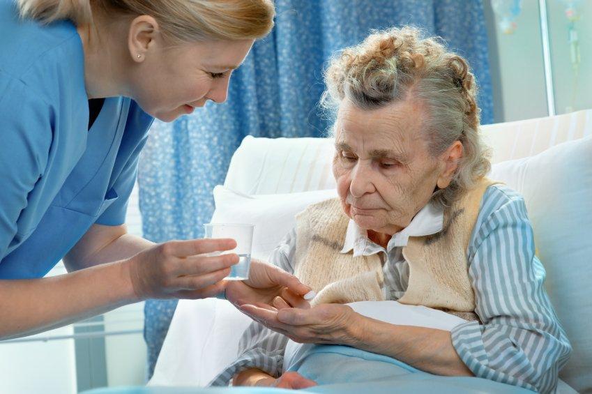 Nursing Home Patient
