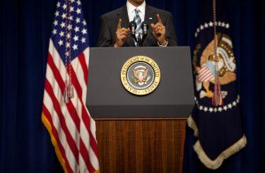 Presidential Seal Obama