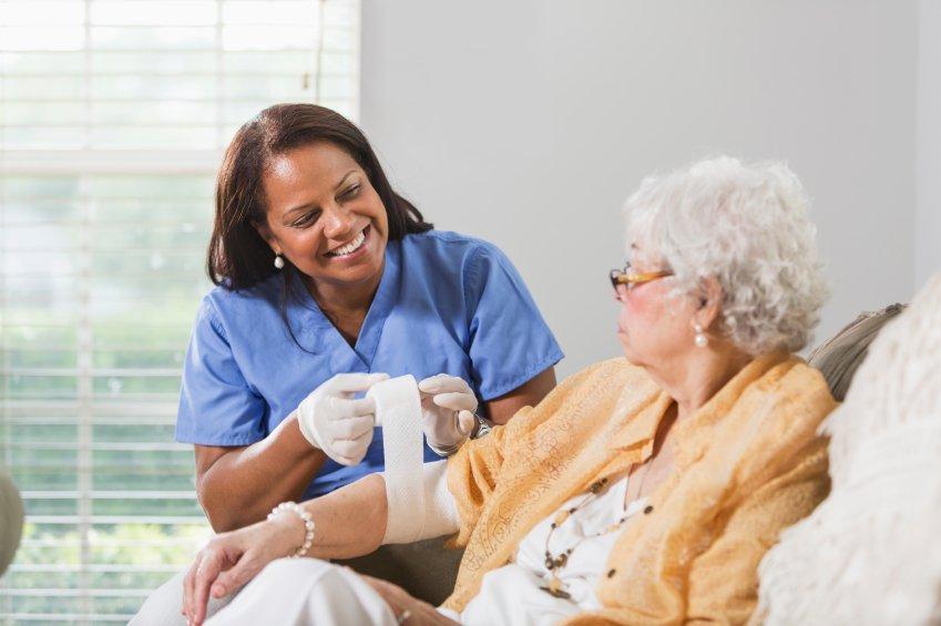 Home Healthcare Worker