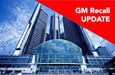 GM Recall Update