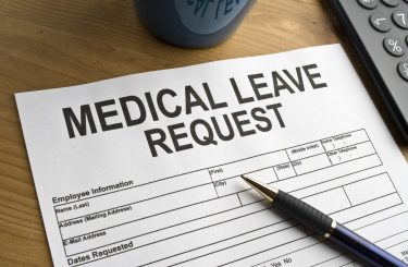 Medical Leave Form