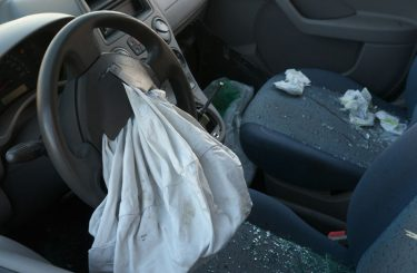 Exploding Airbag