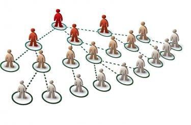 Pyramid Scheme People