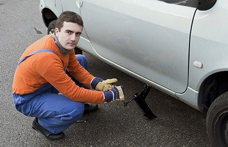 Roadside Technicians