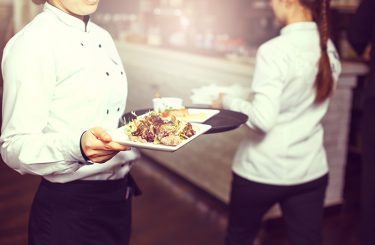 Crave Food Servers