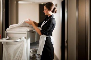 Hotel Worker