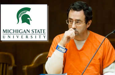 Larry Nassar MSU Abuse
