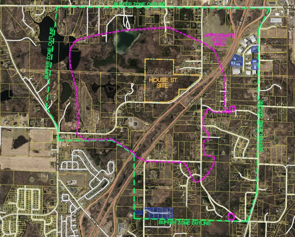 Plainfield Township Contamination