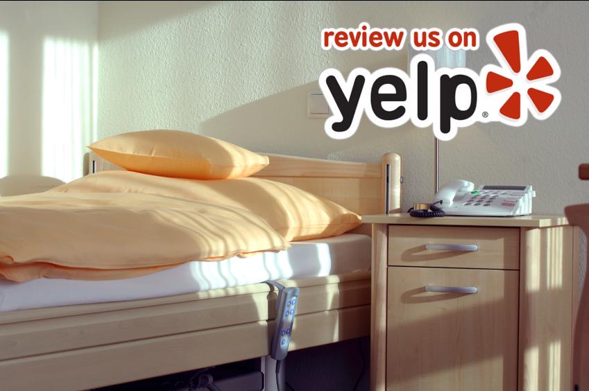 Yelp Nursing Home Review