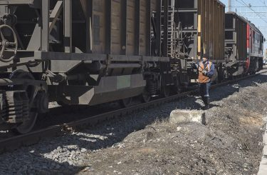 Railroad worker injuries