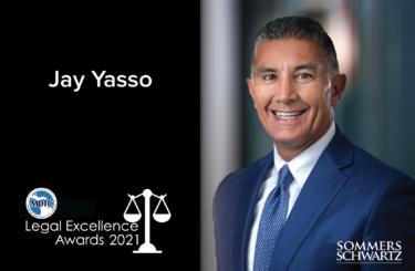 Detroit personal injury lawyer Jay Yasso