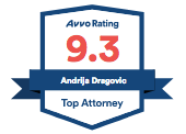 Attorney Andy Dragovic Avvo Rating