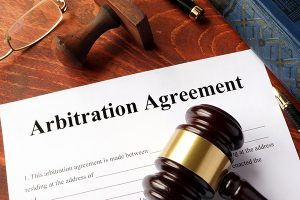 Class Action Waiver in Arbitration Agreement