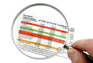 Food and supplement mislabeling and deceptive labeling