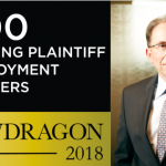 LawDragon Honors Dan Swanson on Its Inaugural List of 500 Leading Plaintiff Employment Lawyers