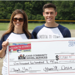 Sommers Schwartz Attorneys Head to the Ballpark to Support Cass Community Social Services