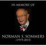 Sommers Schwartz Mourns the Passing of Founder Norman Sommers