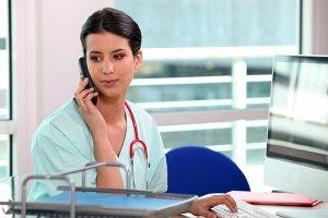 Nurse Call Center Agent