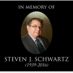 We Mourn the Death of Steven Schwartz
