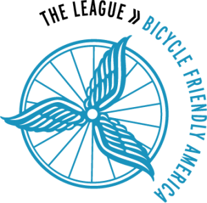 The League Bicycle Friendly America Logo