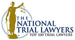 National Trial Lawyers Badge